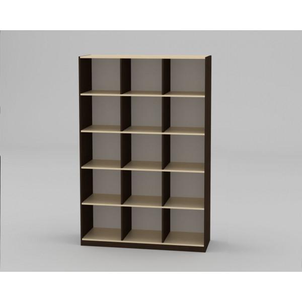 Книжный шкаф КШ-3 Венге