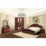 Двуспальная кровать Опера 180 Роза