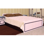 Двуспальная кровать Ким Венге 160