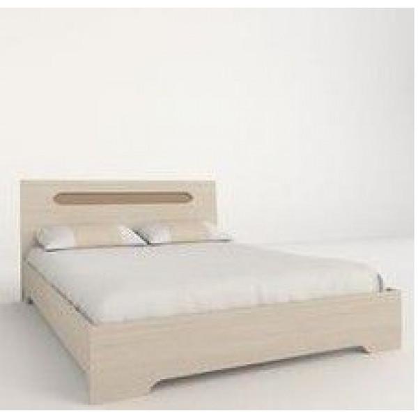 Кровать двуспальная 160 Сандра