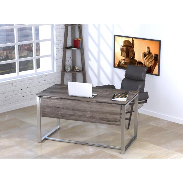 Журнальный стол Q-135 с царгой Дуб Палена