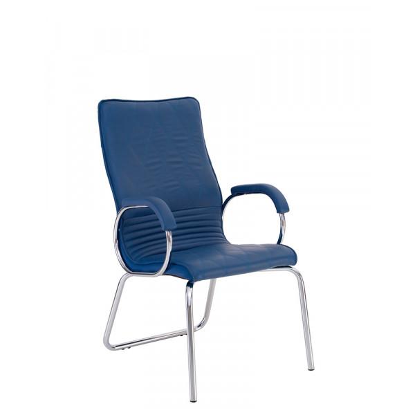Кресло руководителя Allegro Steel CFA LB Chrome
