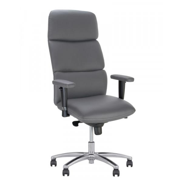 Кресло руководителя California R Steel ST AL68