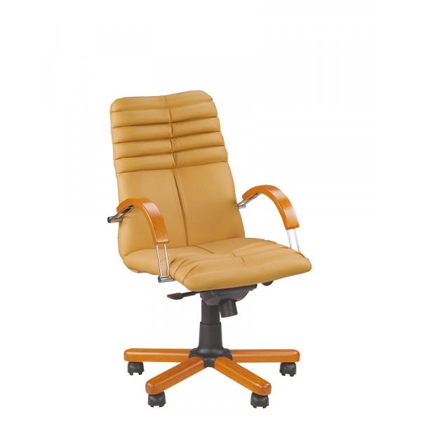 Кресло руководителя Galaxy Wood LB MPD EX1