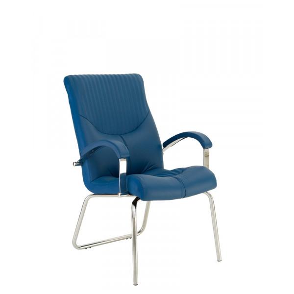 Кресло руководителя Germes Steel CFA LB Chrome