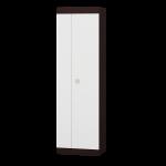 Шкаф Соната 600 Венге + Белый
